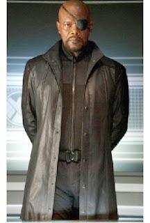 Gambar Jubah Nick Fury