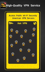 Hot VPN Pro – HAM Paid VPN Private Network v1.0 (Paid) Apk