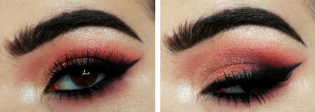 Makeup She Palette Fem Rosa Colourpop x Karrueche
