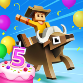 Download Rodeo Stampede: Sky Zoo Safari for iPhone and Android XAPK