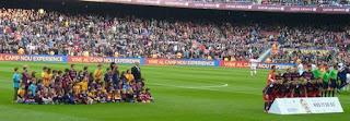 FCBarcelona-Deportivo de la Coruña.