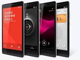 Spesifikasi Handphone Xiaomi Redmi Note