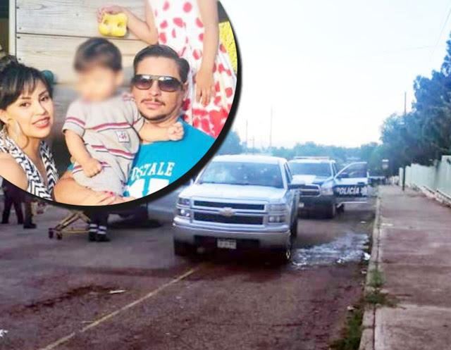 Ataque de Sicarios a familia en Chihuahua deja a dos huérfanos