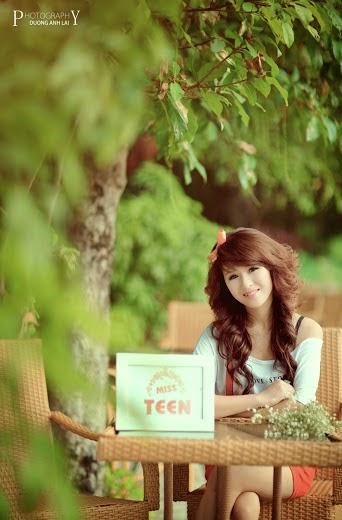 Album ảnh đẹp girl xinh Việt Nam - Ảnh 10