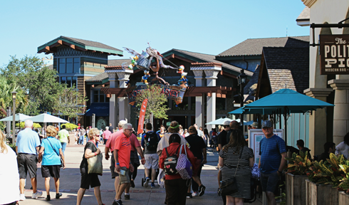 Disney Springs Shopping Walt Disney World