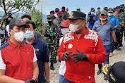 Pimpin Kerja Bakti Masal di Manado. Gubernur : Kalau Manado Kotor Bagaimana Orang Mau Datang