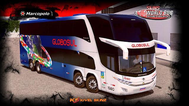 PARADISO G7 1800 DD 8X2 - VIAÇÃO GLOBOSUL TURISMO