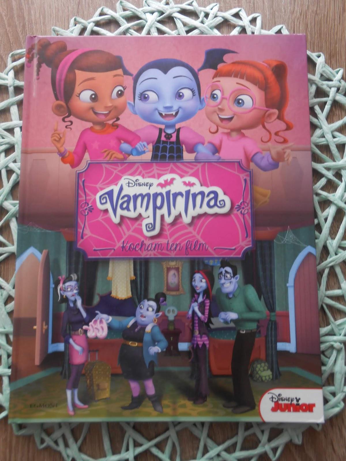 Egmont- Vampirina. Kocham ten film