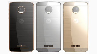 Motorola Moto Z Sample Colors