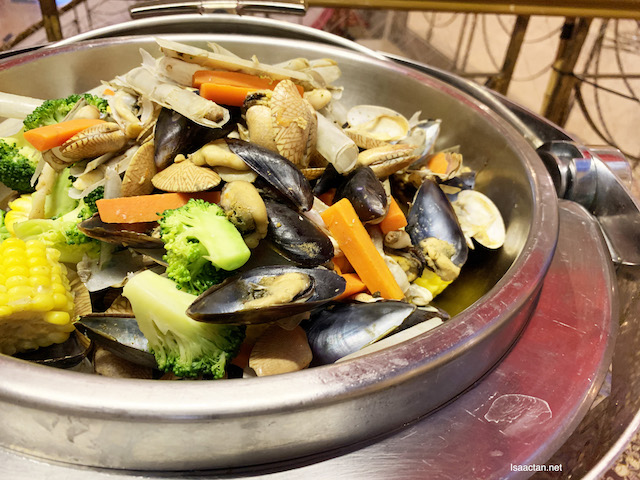 Seafood, 'Shell Out' Style