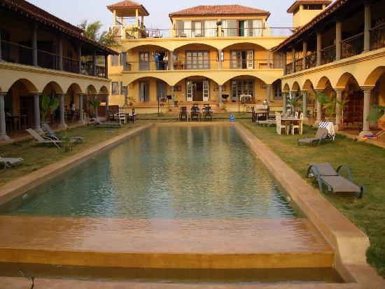 Sur La Mer Hotels, Goa
