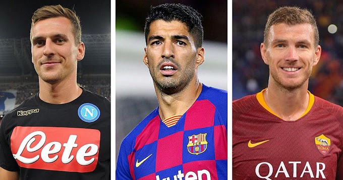 Reason why Luis Suarez will not be joining Juventus anytime soon