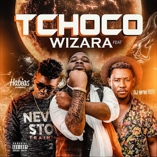 Wi Zara feat. Dj Habias  Dj Vado Poster - Tchoco