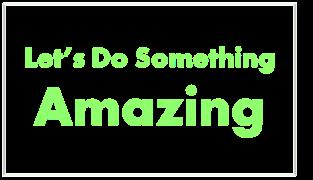 Greenery - do something amazing