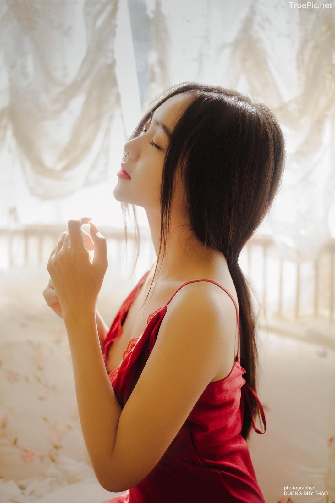 Vietnamese hot girl model Hua Thao Nguyen - She is a beautiful butterfly - Picture 10