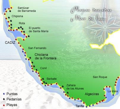 Ya Es Tiempo De Playas En Cadiz Aetc
