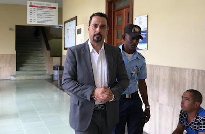 Abogado Tomás Castro advierte estructura mafiosa quiere apoderarse de los bienes del empresario canadiense Antonio Carbone