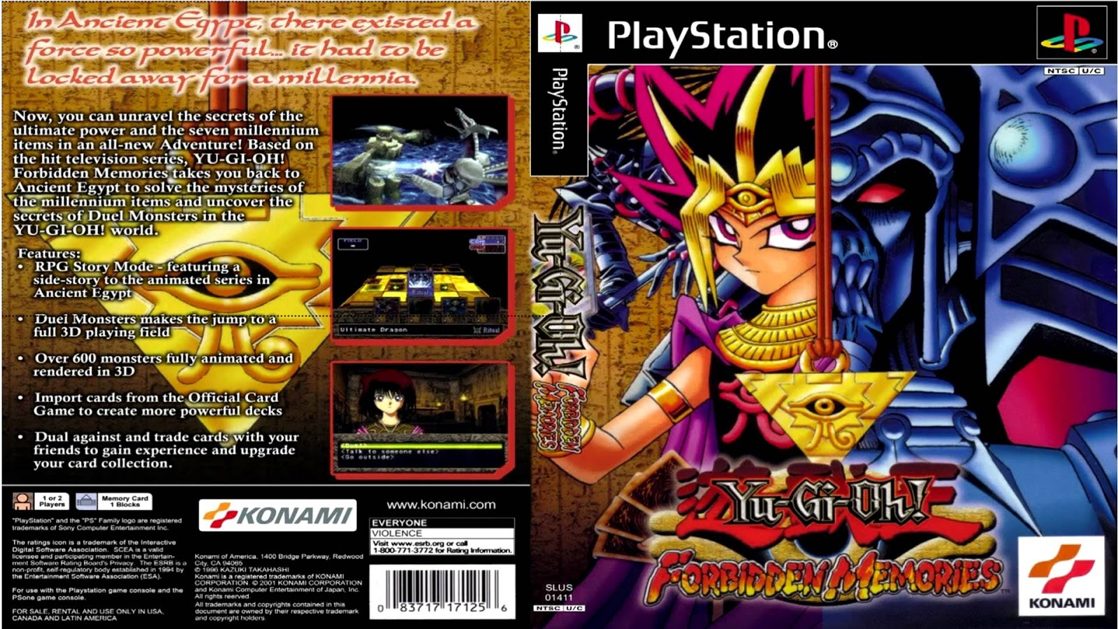 yugioh forbidden memories for pc yassine paradox mod
