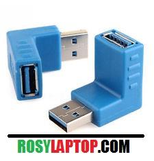 conector USB 30 (L) Bengkok 90 derajat