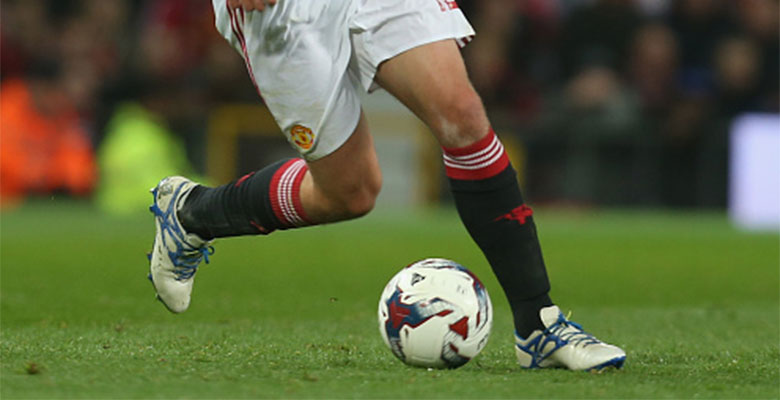 42a4b1be2 James Wilson Debuts Adidas Messi Boots - Footy Headlines
