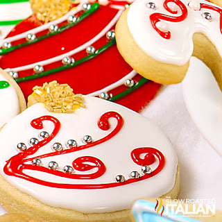 christmas sugar cookies cut out cookies - Decorations For Christmas Sugar Cookies