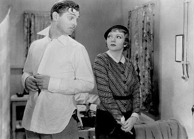 It Happened One Night 1934 movie Claudette Colbert Clark Gable