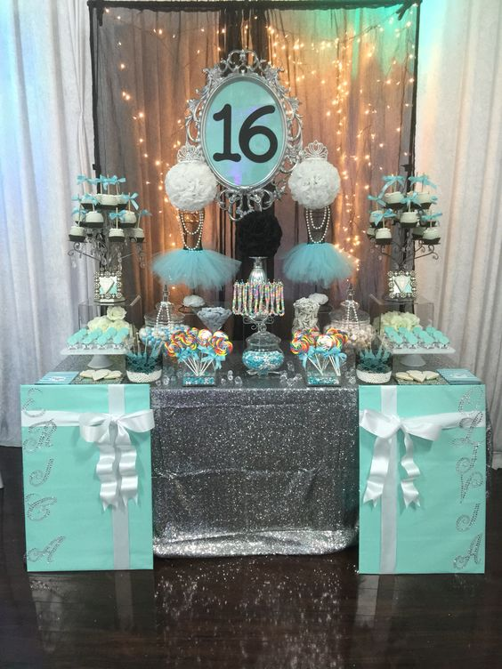 16 years party for women