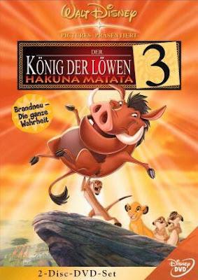 Vua Sư Tử 3 - The Lion King 3 : Hakuna Matata (2004)