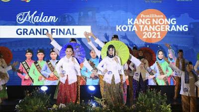 Finalis Kang dan Nong 2021 Dapat Jadi Pelopor Remaja di Kota Tangerang