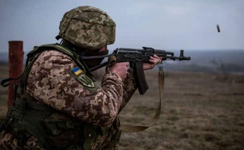 Формування Російської Федерації, близько опівночі, вели вогонь з артилерії калібру 122 мм