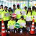 Alcalde de Popayán entregó dotación de tránsito a los 'Ángeles Viales' en la zona rural.