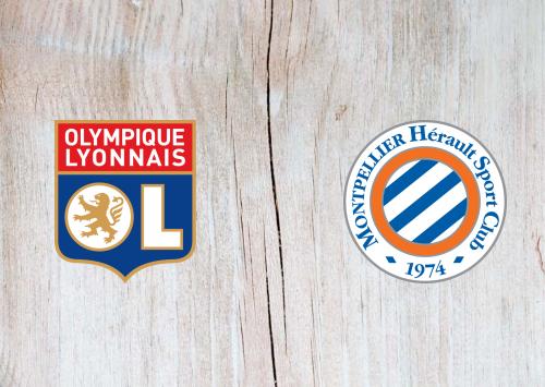 Olympique Lyonnais vs Montpellier -Highlights 13 February 2021
