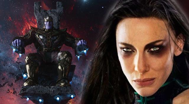 Hela, Avengers, Avengers 4, Avengers End Game