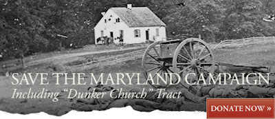 Help Save Antietam and the Maryland Campaign!