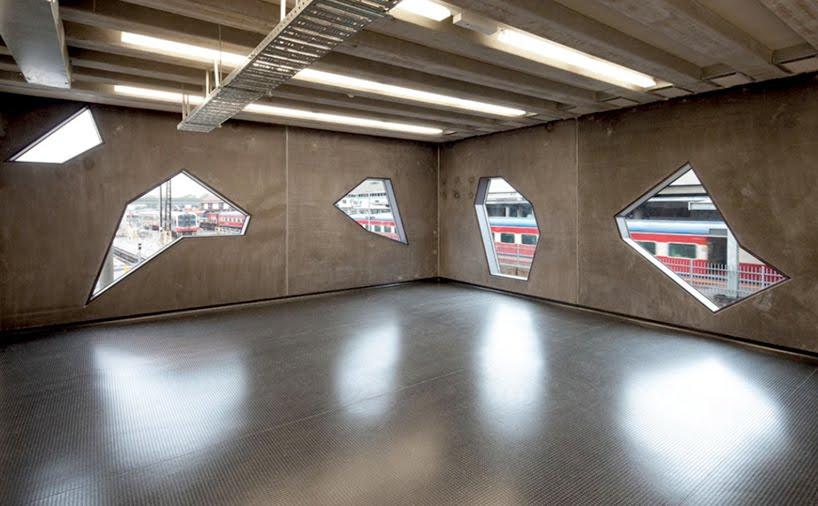Central de ferrocarriles de melbourne de mcbride charles for Los mejores disenos de interiores del mundo