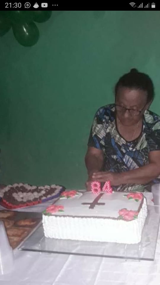 PERDA: Aposentada Amélia Lopes aos 86 anos em Elesbão Veloso.