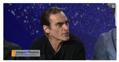 Joaquin Phoenix is the Joker