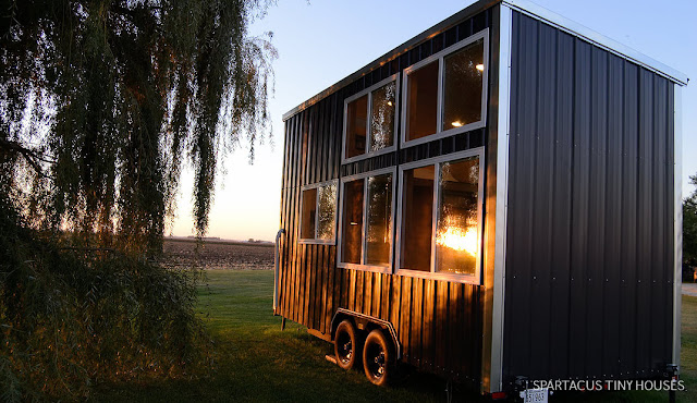 Spartacus Tiny Houses