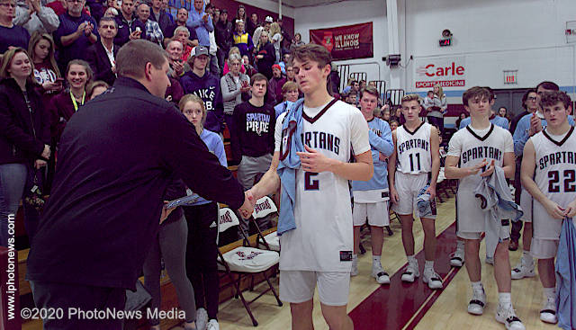 Jack Cook earns all-tournament recognition in 2018