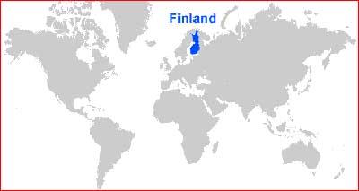 image: Finland Map Location