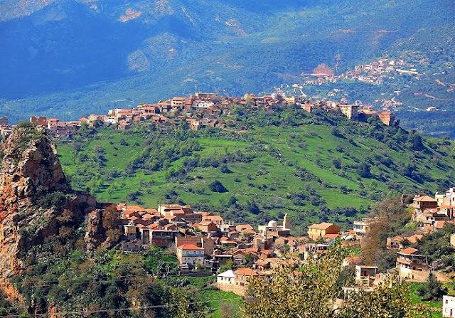 Le village kabyle, ce bijou perché sur des montagnes exquises, est encore une énigme à décrypter