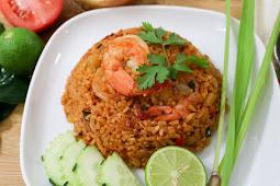 Nasi Goreng Tom Yam Ala Thailand