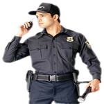 security officer in spanish