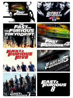 THE FAST AND THE FURIOUS 1-8 (2001-2017) เร็ว..แรงทะลุนรก COLLECTION FULL HQ ภาพชัดแจ๋ว