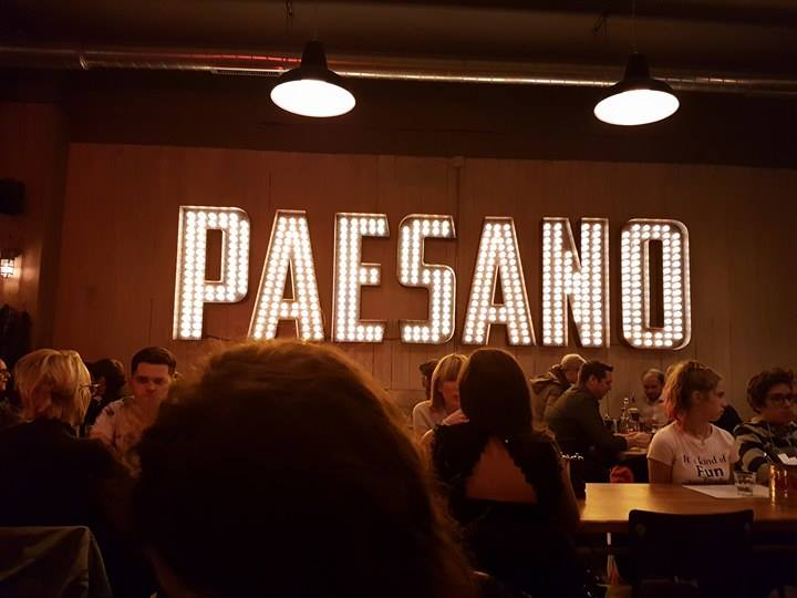 5 Reasons to visit Paesano | Wasted Little PJ Scottish Male Lifestyle Blog