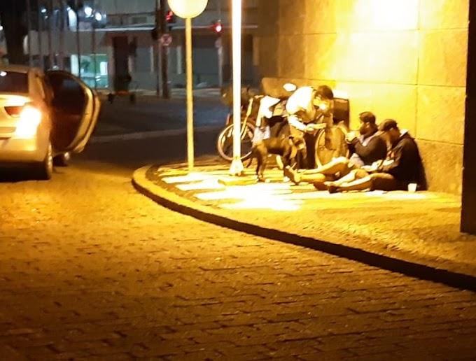 ONGs repudiam e pedem suspensão da proposta sobre comida aos sem-teto