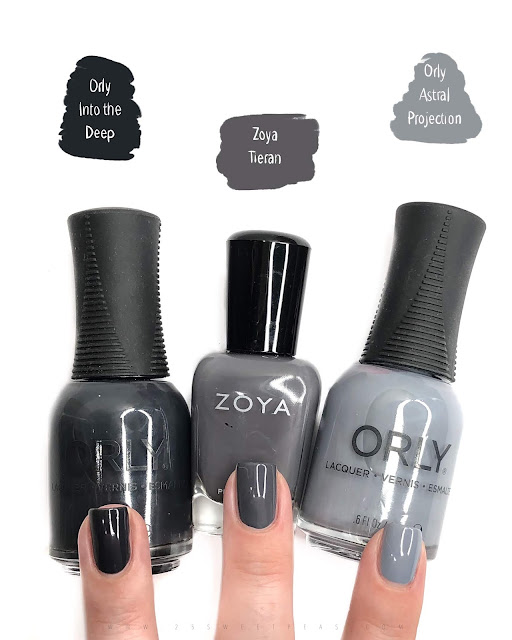 Must Have Grey Polishes