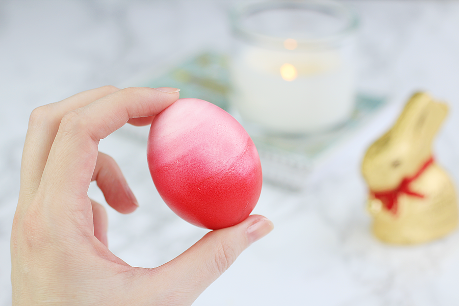 ombre easter