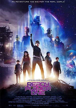 Ready Player One 2018 Full English Movie Download HDRip 720p