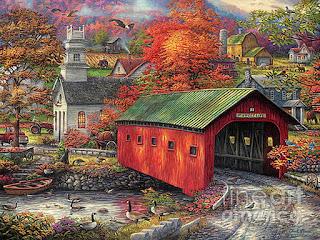pinturas-realistas-paisajes-romanticos panoramas-romanticos-pintados-cuadros-oleo
